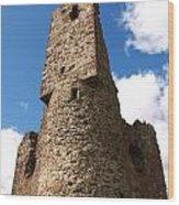 Ardvreck Tower Wood Print