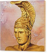 Ares 2 Wood Print by Patricia Howitt