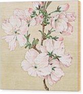 Ariake - Daybreak - Vintage Japanese Watercolor Wood Print