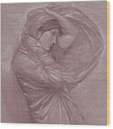 Ariayl Wood Print