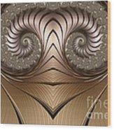 Aries Wood Print