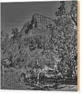 Arizona Bell Rock Valley N11 Wood Print