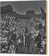 Arizona Bell Rock Valley N6 Wood Print