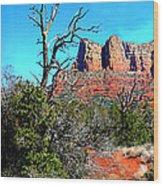 Arizona Bell Rock Valley 1 Wood Print