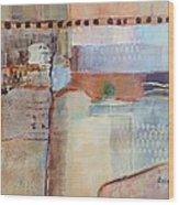 Arizona Cliff Dwelling Wood Print