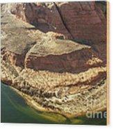 Arizona Horseshoe Bend Wood Print