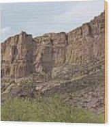 Arizona Rock Beauty Wood Print
