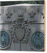 Arlington National Cemetery - 121216 Wood Print by DC Photographer