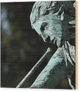 Arlington National Cemetery - 12127 Wood Print