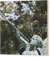 Arlington National Cemetery - 12129 Wood Print