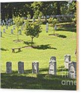 Arlington National Cemetery - 540 Wood Print