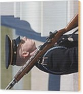 Arlington National Cemetery - Tomb Of The Unknown Soldier - 121228 Wood Print