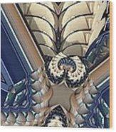 Armidillo Wood Print