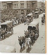 Army Day 1915 Wood Print