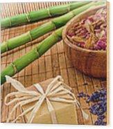 Aromatherapy Soap Bar Wood Print