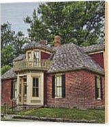 Arrow Rock - John P Sites Home Wood Print