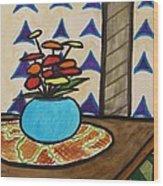 Arrowheads Wood Print by John Williams