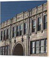 Art Deco -  The Grove Arcade Wood Print