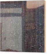 Art Homage Edvard Munch Casa Grande Arizona 2004 Wood Print