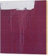 Art Homage Helen Frankenthaler Casa Grande Arizona 2004 Wood Print