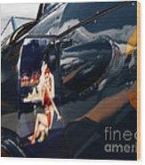 Art In '43' Wood Print by Steven  Digman