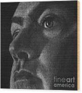 Art In The News 40-self Portrait Wood Print