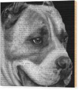 Art In The News 55- Kingston Wood Print