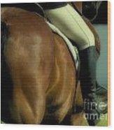 Art Of The Horse Wood Print