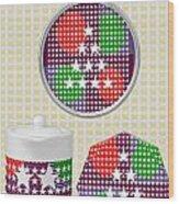 Art On Gifts Pod Products Ornaments Tea Cup Award Reward Grant Appreciation Acknowledgement Meeting  Wood Print