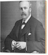Arthur James Balfour (1848-1930) Wood Print