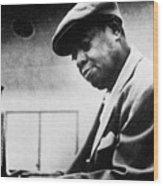 Arthur Tatum (1910-1956) Wood Print by Granger
