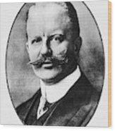 Arthur Zimmermann (1864-1940) Wood Print