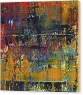 Artifact 27 Wood Print