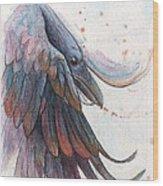 Ascension Wood Print