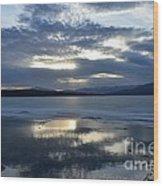Ashokan Reservoir 10 Wood Print