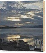 Ashokan Reservoir 11 Wood Print