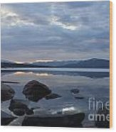 Ashokan Reservoir 23 Wood Print