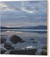 Ashokan Reservoir 26 Wood Print