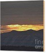 Ashokan Reservoir 29 Wood Print