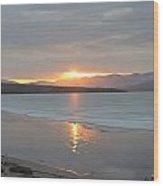 Ashokan Reservoir 33 Wood Print