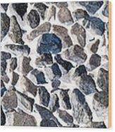 Asteroids Wood Print
