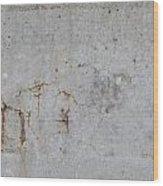 Astract Concrete 1 Wood Print