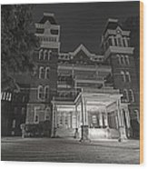 Asylum In The Dark Wood Print