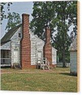 At Appomattox Wood Print