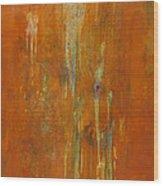 At Creation Wood Print