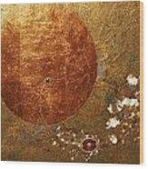 At Past Elaborate No. 1 Wood Print