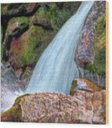 At Stony Creek Wood Print
