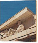 Athens, Greece Wood Print