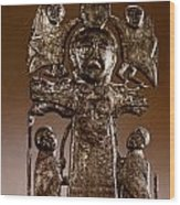 Athlone Crucifixion Wood Print