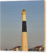 Atlantic City - Absecon Lighthouse Wood Print